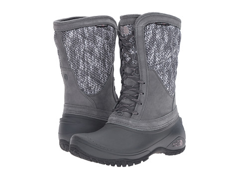 Incaltaminte Femei The North Face ThermoBall Utility Mid Iron Gate GreyQuail Grey (Prior Season)