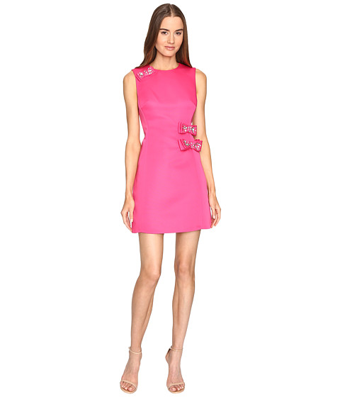 Imbracaminte Femei Kate Spade New York Embellished Bow A-Line Dress Cabaret Pink