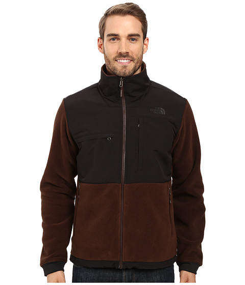 Imbracaminte Barbati The North Face Denali 2 Jacket Recycled Coffee Bean BrownTNF Black (Prior Season)