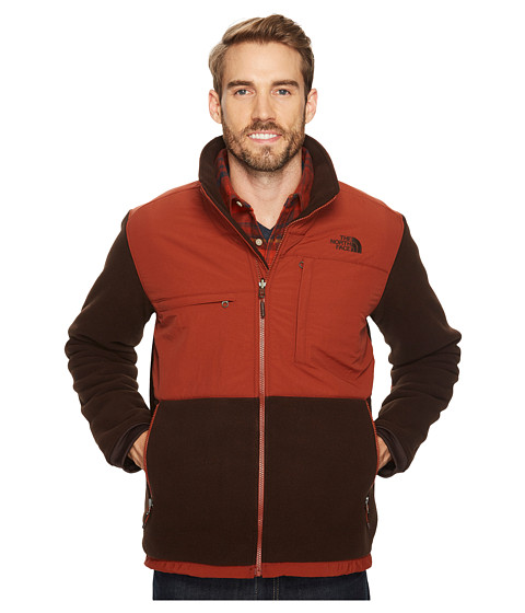 Imbracaminte Barbati The North Face Denali 2 Jacket Recycled Brunette BrownBrandy Brown