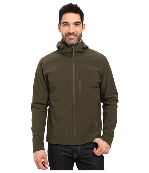 Imbracaminte Barbati The North Face Apex Bionic 2 Hoodie Rosin GreenRosin Green (Prior Season)
