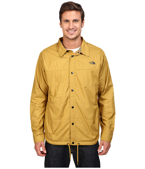 Imbracaminte Barbati The North Face Fort Point Flannel Jacket Bronze Mist (Prior Season)