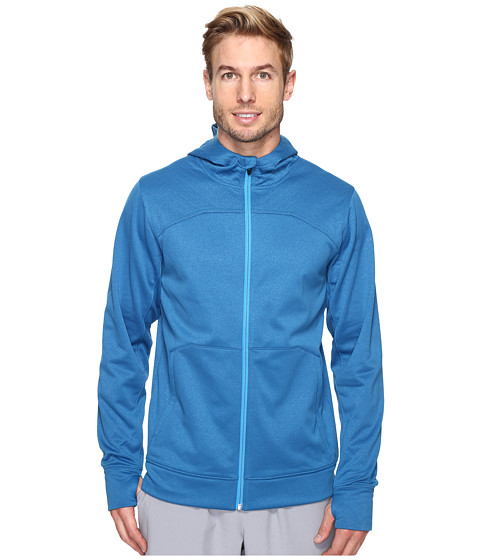 Imbracaminte Barbati The Kooples Ampere Full Zip Hoodie Banff BlueBlue Aster (Prior Season)