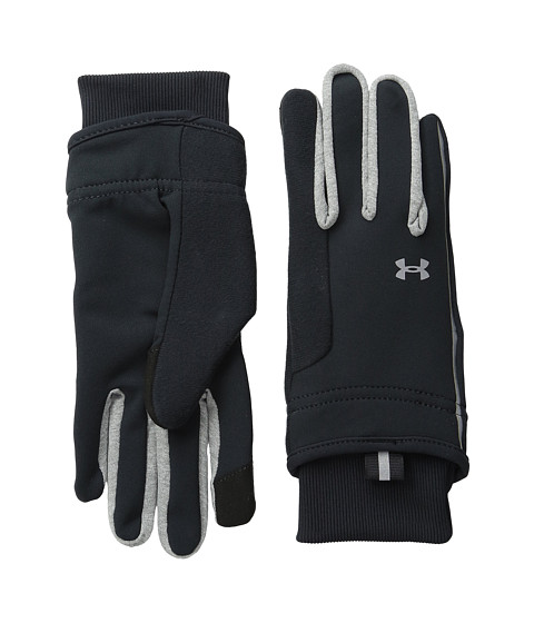 Accesorii Barbati Timberland UA No Breaks Softshell Glove BlackTrue Gray Heather