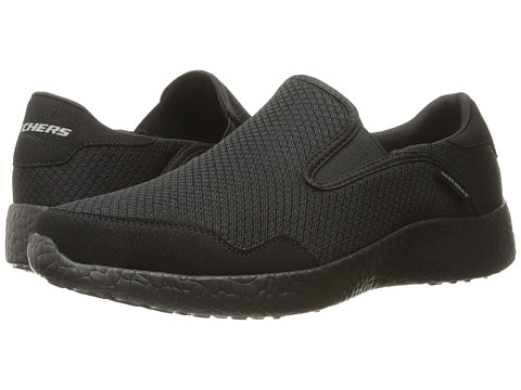 Incaltaminte Barbati SKECHERS Burst Just in Time Black