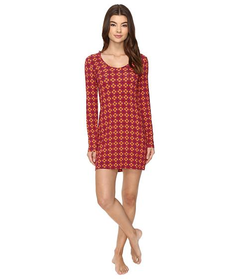 Imbracaminte Femei Josie Mingle Printed Modal Sleepshirt RedBlue