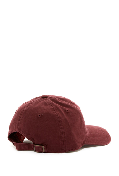 Accesorii Barbati American Needle Washed Slouch Baseball Cap BORDEAUX