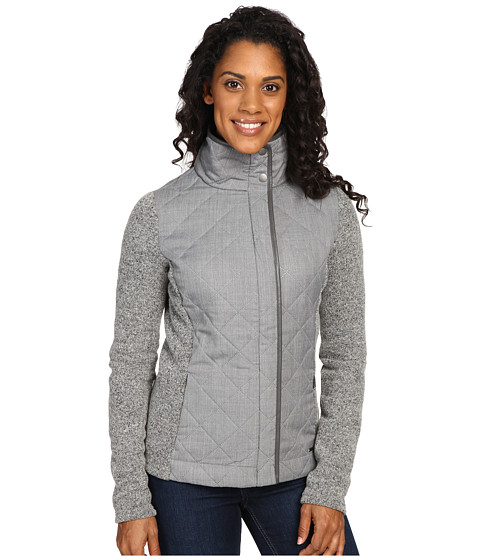 Imbracaminte Femei Smartwool Pinery Quilted Jacket Light Gray Heather