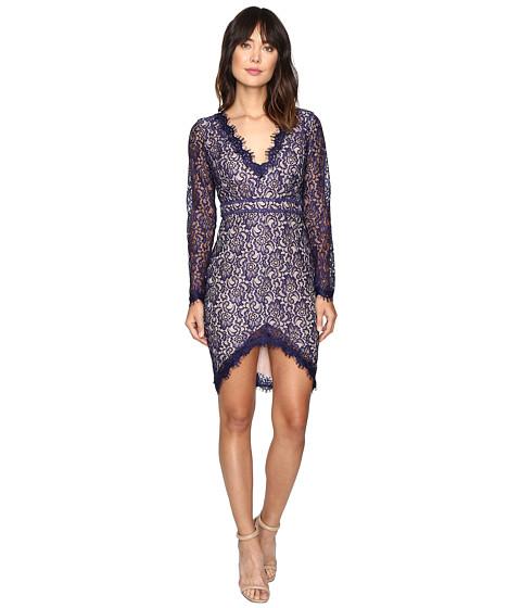 Imbracaminte Femei StyleStalker Adelie Long Sleeve Dress Neptune