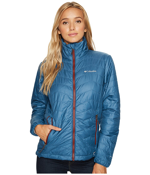 Imbracaminte Femei Columbia Tumalt Creek Jacket Blue HeronRusty