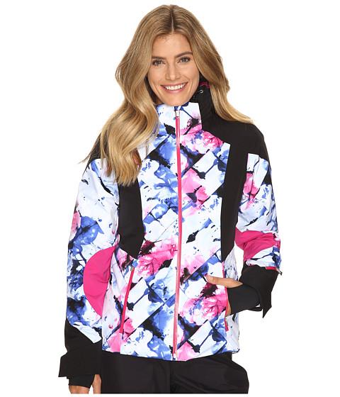 Imbracaminte Femei Spyder Temerity Jacket Frozen BlingBlackVoila