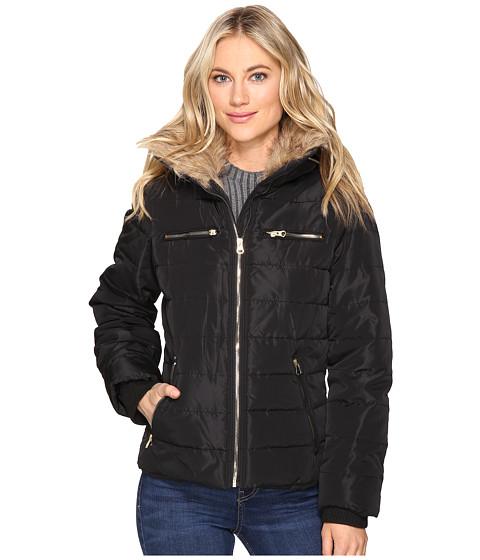 Imbracaminte Femei Brigitte Bailey Solitaire Jacket w Faux Fur Black