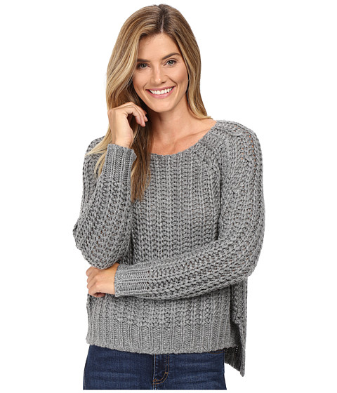 Imbracaminte Femei KUT from the Kloth Page Chunky Crew Neck Top Grey