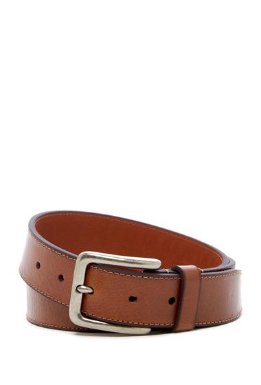 Accesorii Barbati Boconi Leather Belt TAN