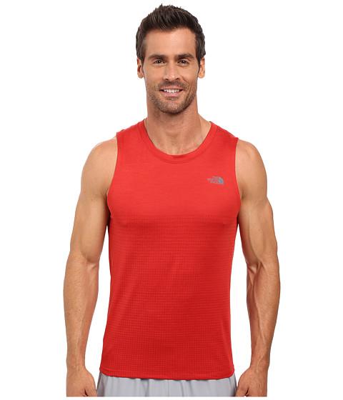 Imbracaminte Barbati The North Face Flight Seriestrade Sleeveless Shirt Pompeian Red (Prior Season)