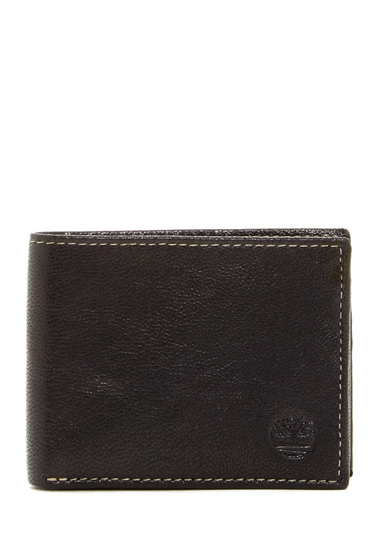 Accesorii Barbati Timberland Hudson Commuter Bifold Wallet 08-BLACK
