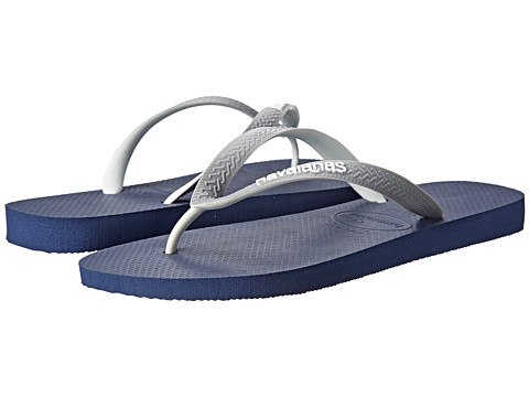Incaltaminte Barbati Havaianas Top Mix Flip Flops Navy BlueGreyWhite