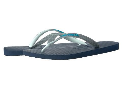 Incaltaminte Barbati Havaianas Top Mix Flip Flops Navy BlueSteel Grey