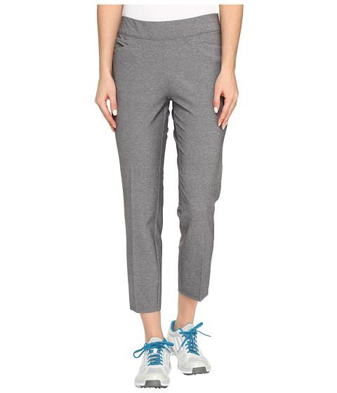 Imbracaminte Barbati adidas Golf Ultimate Adistar Heathered Ankle Pants Black Heather