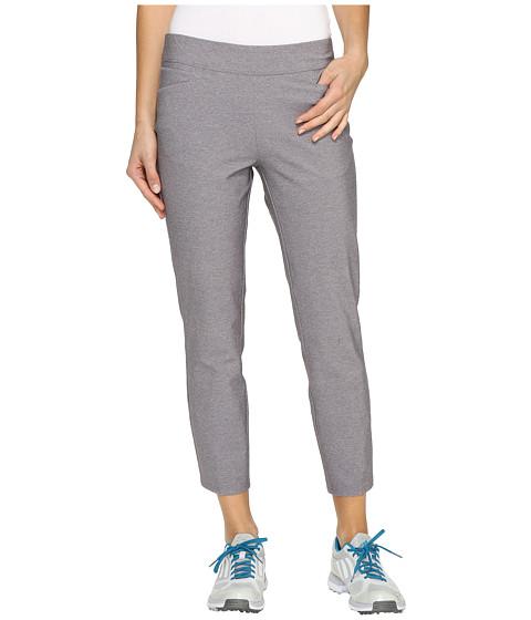 Imbracaminte Barbati adidas Golf Ultimate Adistar Heathered Ankle Pants Trace Grey Heather