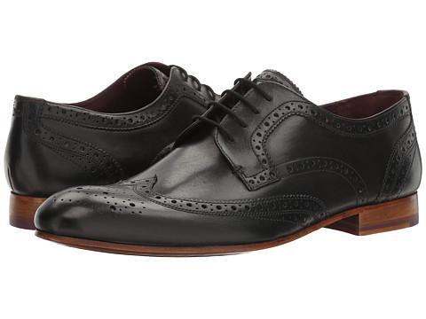 Incaltaminte Barbati Ted Baker Gryene Black Leather