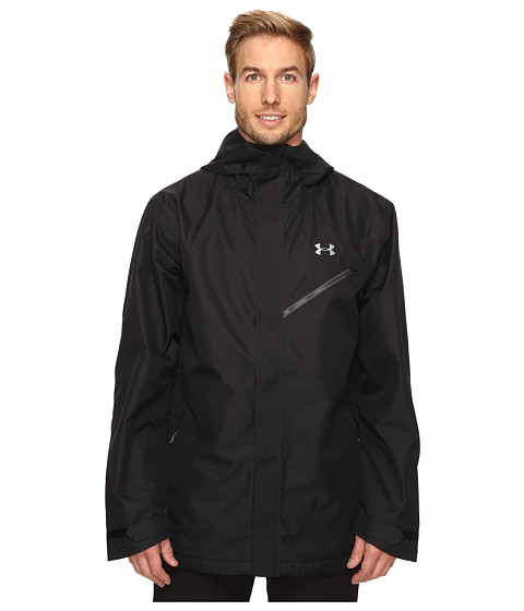 Imbracaminte Barbati Under Armour UA CGI Powerline Shell Jacket BlackSteel