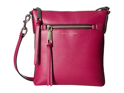 Accesorii Femei Marc Jacobs Recruit NorthSouth Crossbody Wild Berry