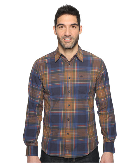 Imbracaminte Barbati Dockers Broken-In Shirt Smokey Aqua Plaid