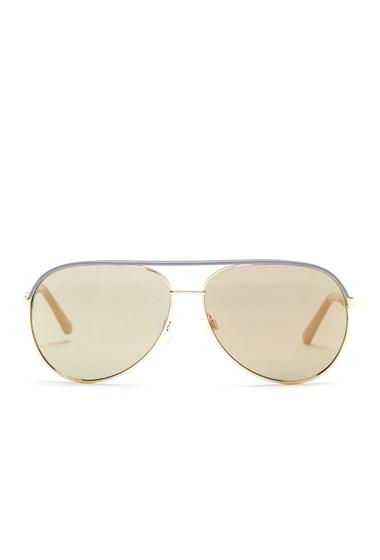 Ochelari Femei Kenneth Cole Reaction Womens Metal Aviator Sunglasses BEIGO-OTHER