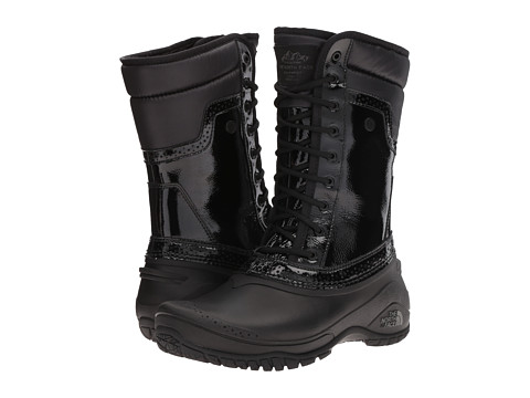 Incaltaminte Femei The North Face Shellista II Mid Luxe TNF BlackGraphite Grey (Prior Season)