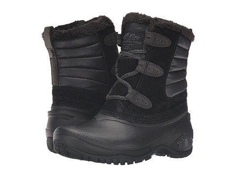 Incaltaminte Femei The North Face Shellista II Shorty TNF BlackSmoked Pearl Grey (Prior Season)