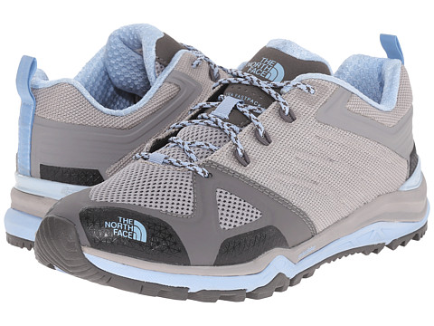 Incaltaminte Femei The North Face Ultra Fastpack II Foil GreyPowder Blue (Prior Season)