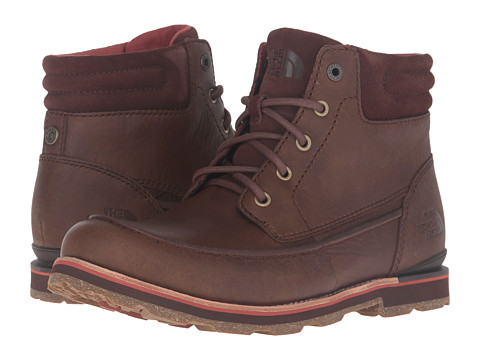 Incaltaminte Barbati The North Face Bridgeton Chukka Rope BrownArabian Spice (Prior Season)