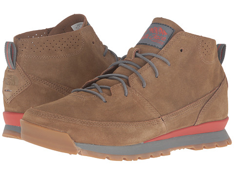 Incaltaminte Barbati The North Face Back-To-Berkeley Redux Chukka Utility BrownSedona Sage Grey (Prior Season)