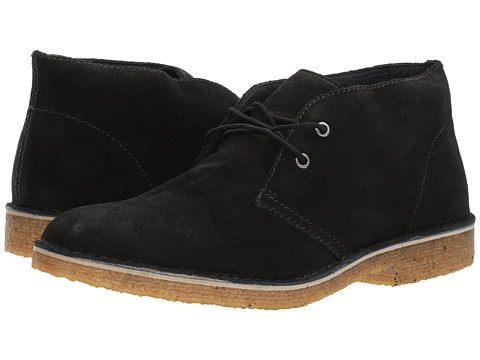 Incaltaminte Barbati Gordon Rush Owen Black Suede