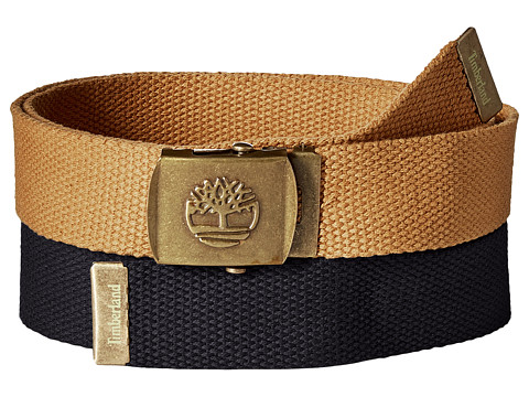 Accesorii Barbati Timberland 2-in-1 Boxed Web Belt Pack Navy