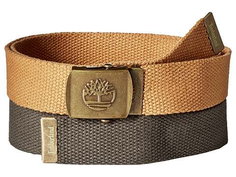 Accesorii Barbati Timberland 2-in-1 Boxed Web Belt Pack Olive