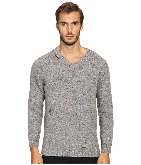 Imbracaminte Barbati Marc Jacobs Olympia Knit Sweater Grey