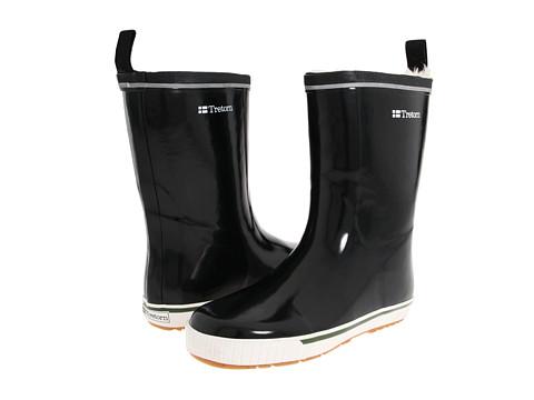 Incaltaminte Femei Tretorn Skerry Metallic Rain Boot Glossy Black