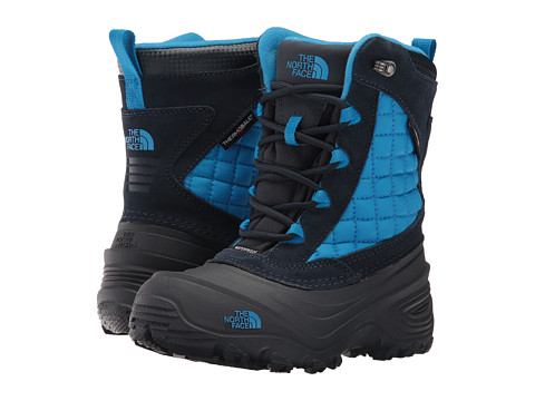 Incaltaminte Baieti The North Face ThermoBall Utility (ToddlerLittle KidBig Kid) Cosmic BlueBlue Aster