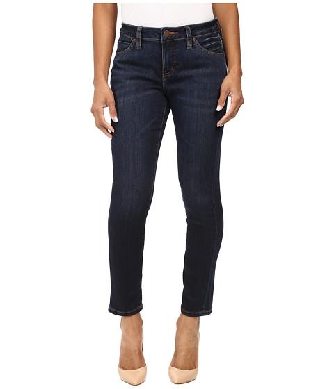 Imbracaminte Femei Jag Jeans Petite Penelope Slim Ankle in Platinum Denim in Indio Indio