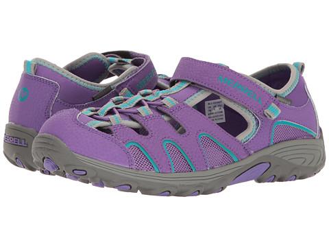 Incaltaminte Fete Merrell Hydro H2O Hiker Sandals (Big Kid) PurpleGrey