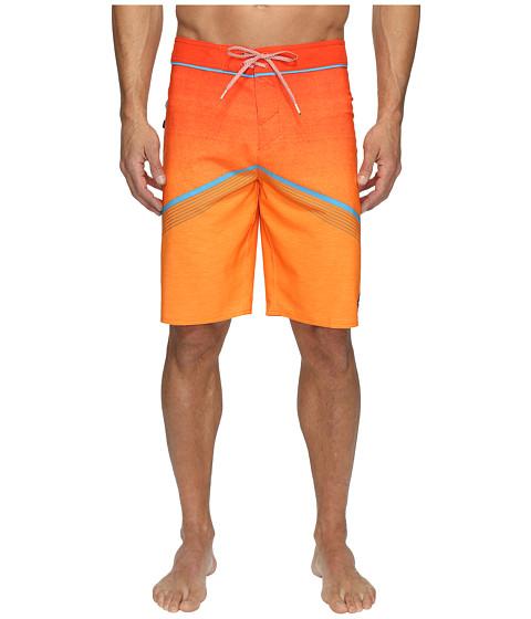 Imbracaminte Barbati ONeill Hyperfreak Superfreak Series Boardshorts Neon Orange