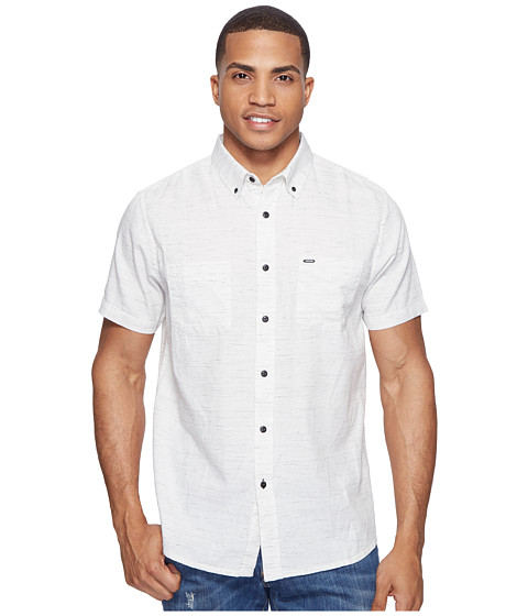 Imbracaminte Barbati Rip Curl Mainline Short Sleeve Shirt Off-White