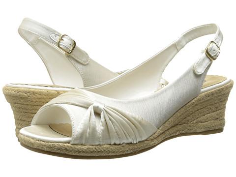 Incaltaminte Femei Bella-Vita Sangria Too White Silk