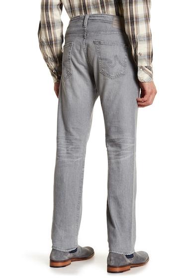 Imbracaminte Barbati AG Matchbox Slim Straight Leg Jeans NINETNYRSM