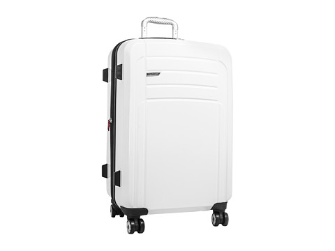 Genti Femei Calvin Klein Rome 21quot Upright Suitcase White