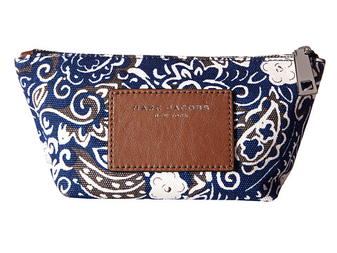 Incaltaminte Femei Marc Jacobs Paisley Cosmetics Small Trapezoid Rail Blue Multi
