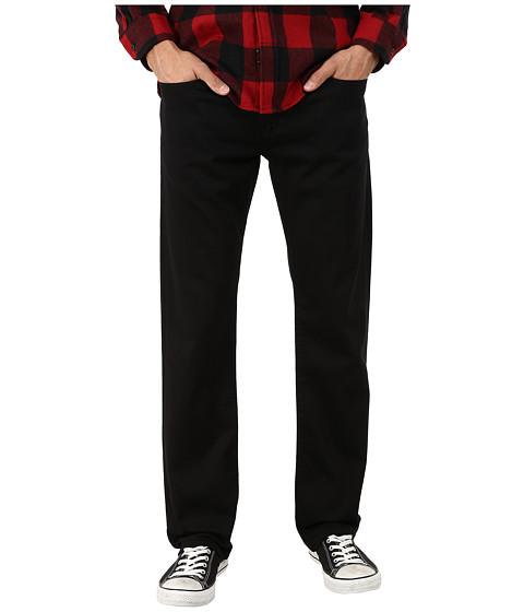Imbracaminte Barbati Mavi Jeans Zach Classic Straight Leg in Double Black Yaletown Double Black Yaletown