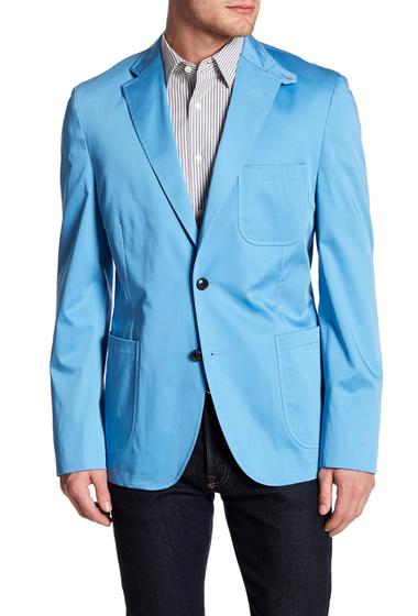 Imbracaminte Barbati Kroon Two Button Notch Collar Jacket BLUE
